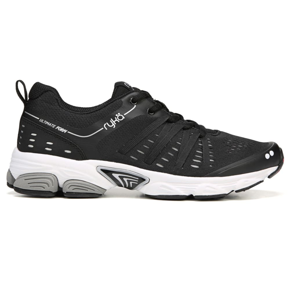 RYKA Women's Ultimate Form Running Shoes - BLACK-1001