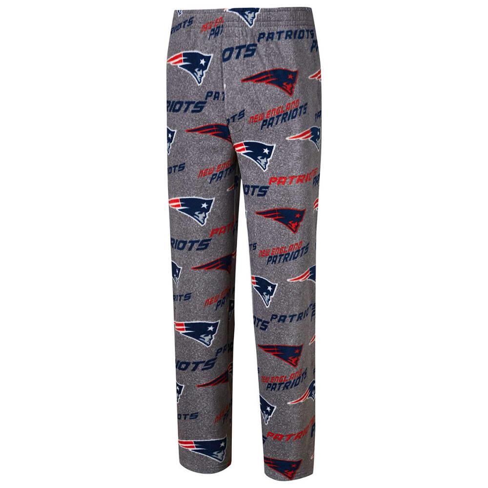 NEW ENGLAND PATRIOTS Men's Achieve Fleece Pants - NAVY
