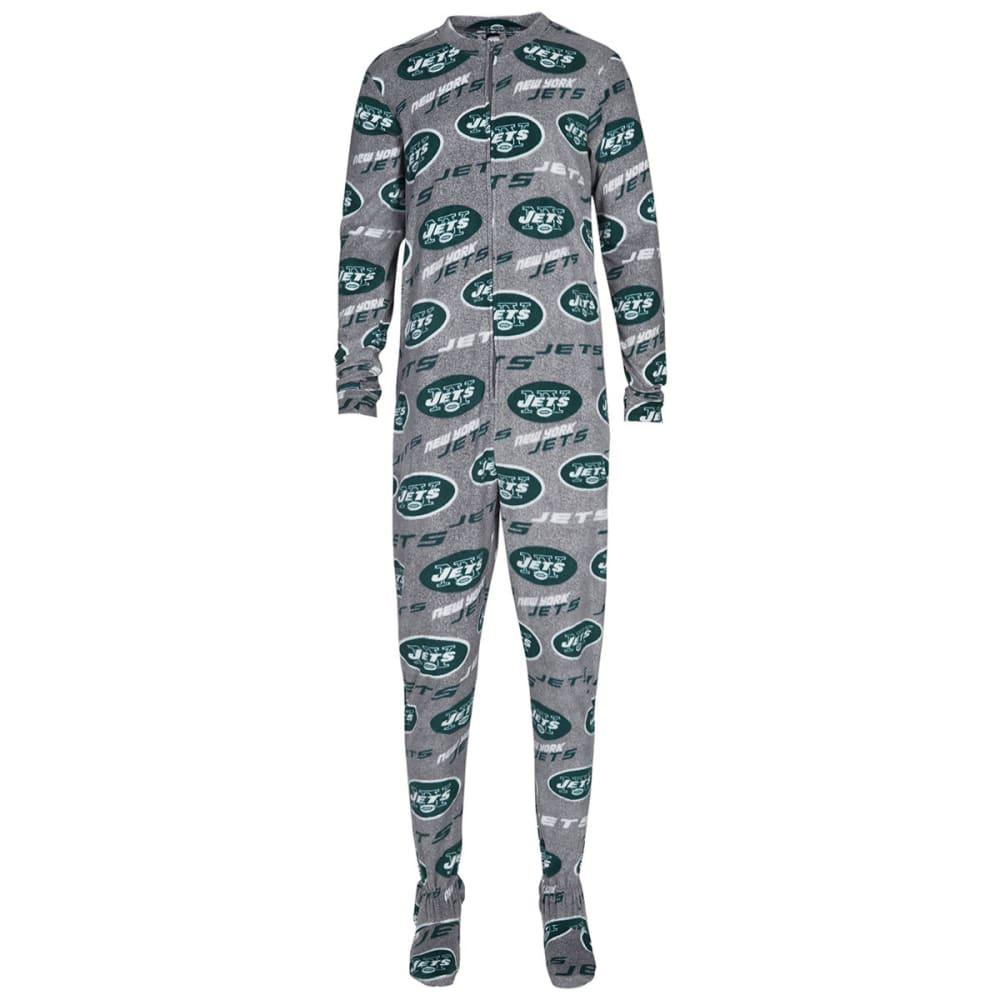 NEW YORK JETS Men's Achieve Union Suit - GREY
