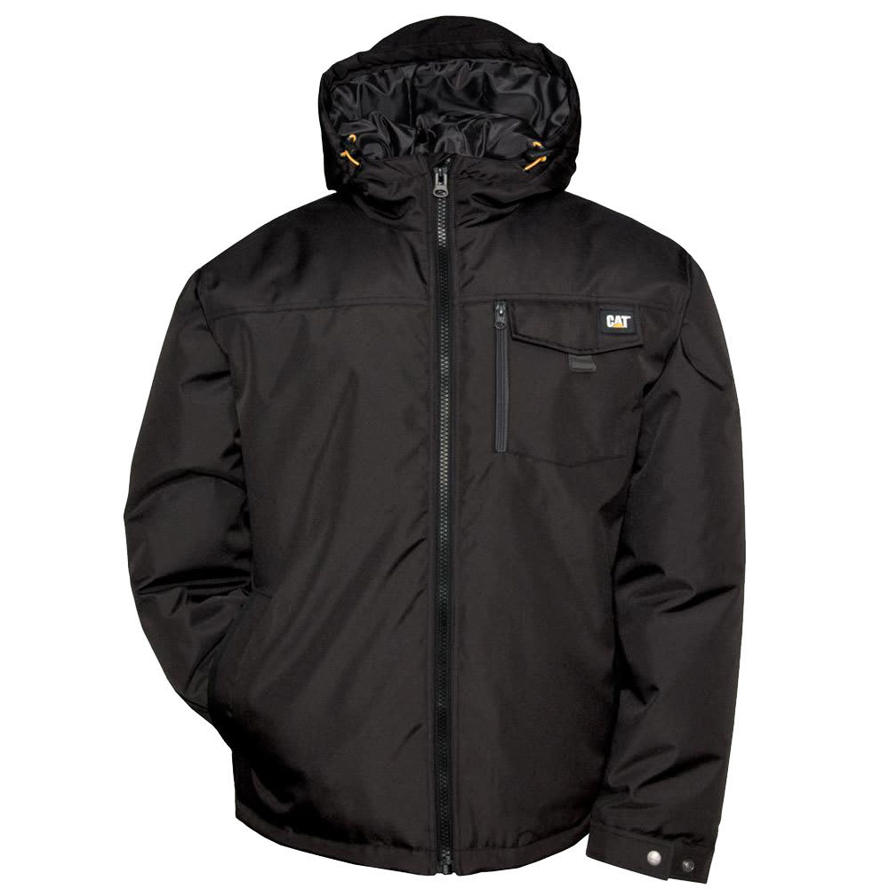 CATERPILLAR Men's Vail Jacket - 016 BLACK