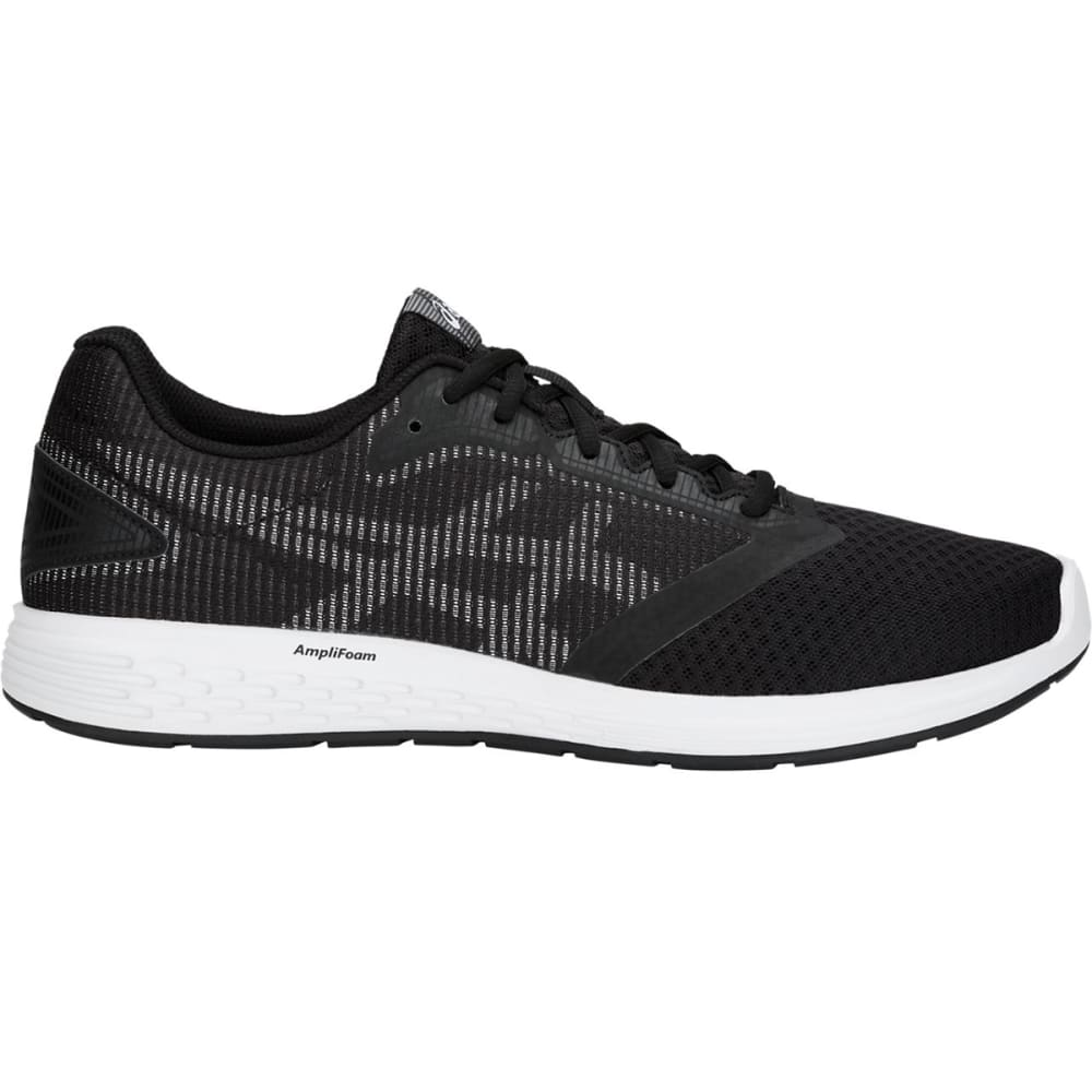 ASICS Men's Patriot 10 Running Shoes - BLACK-001