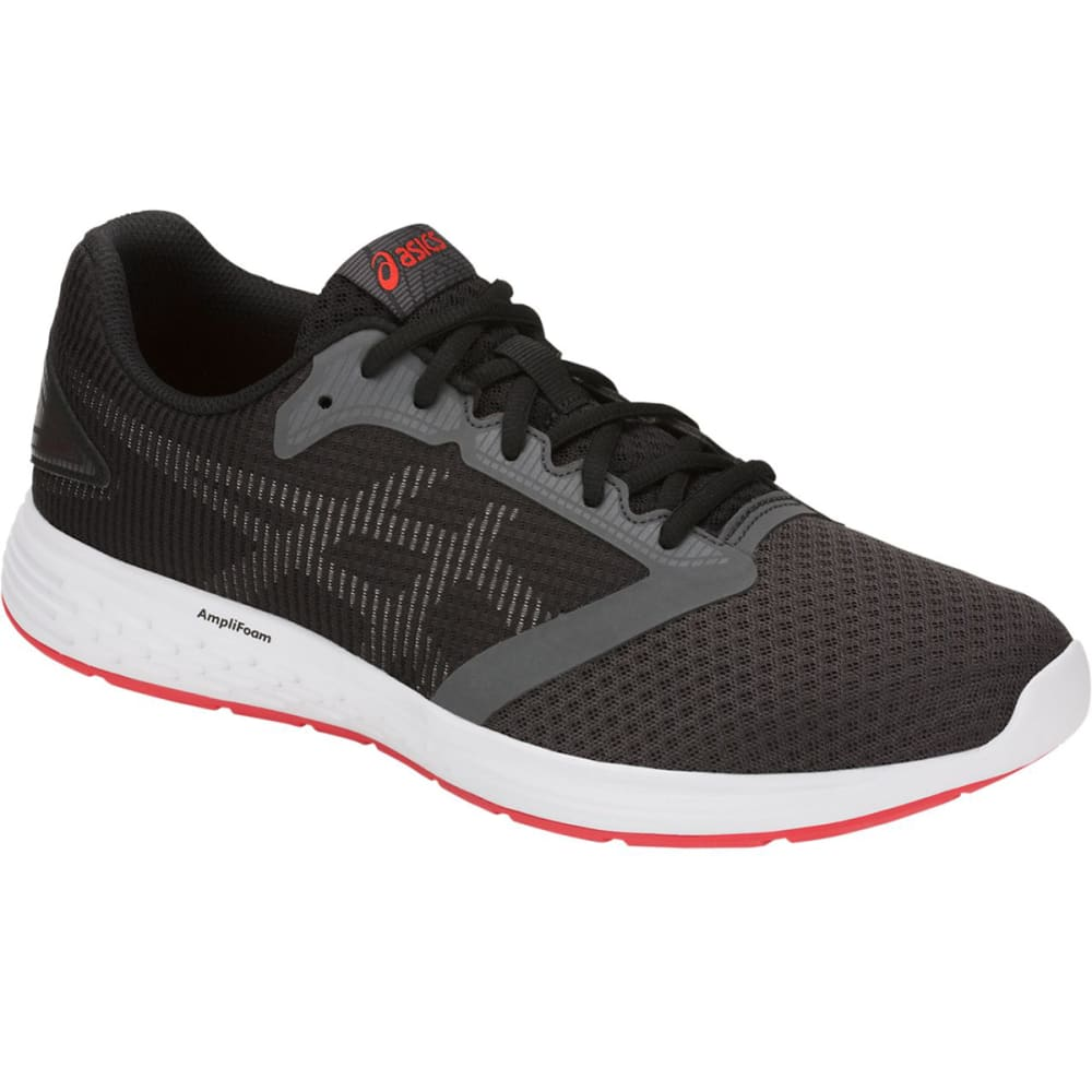 ASICS Men's Patriot 10 Running Shoes - DARK GREY-021