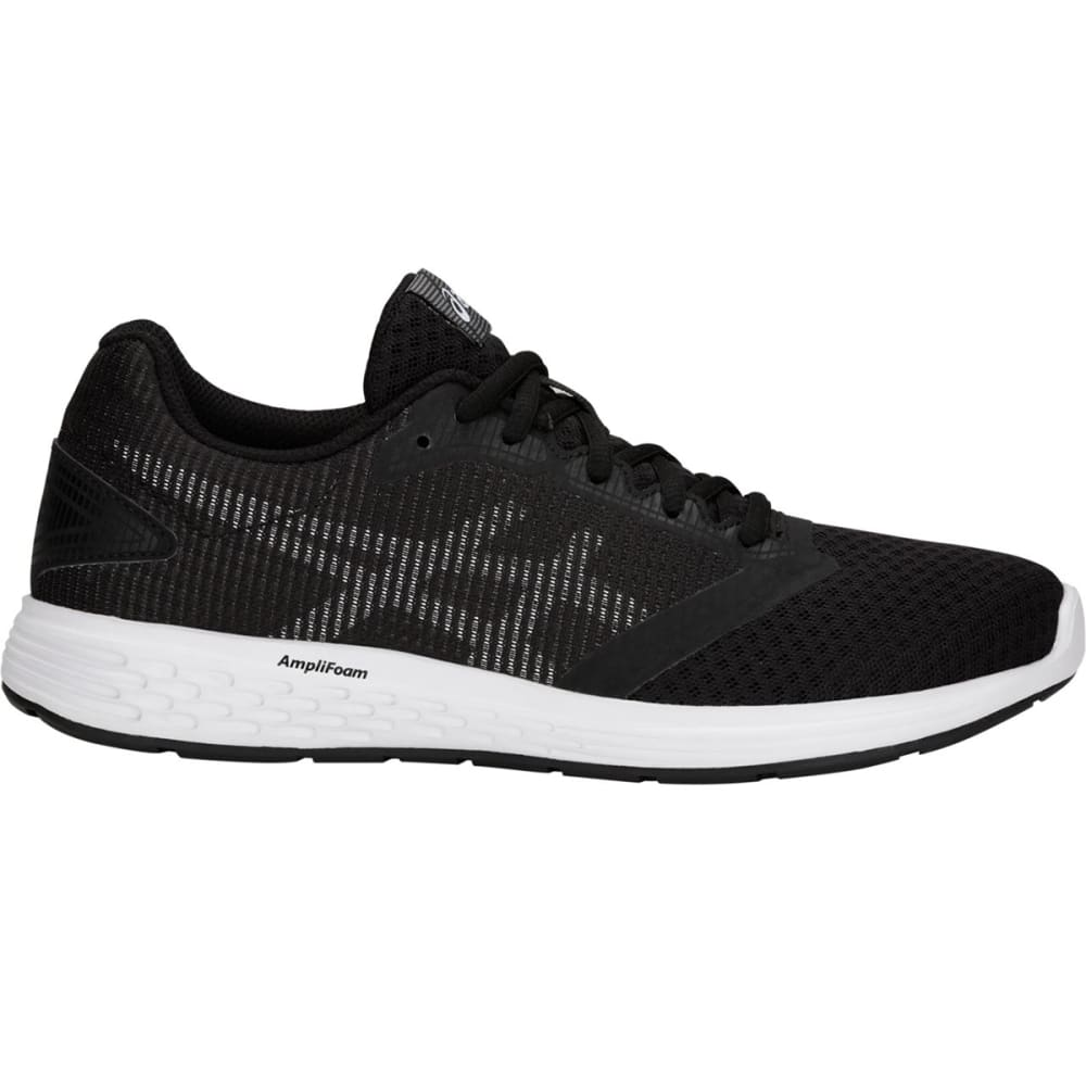 ASICS Women's Patriot 10 Running Shoes - BLACK-002