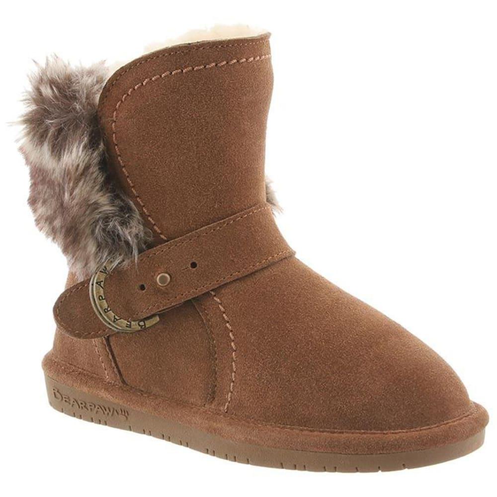 BEARPAW Girls' Koko Boots - HICKORY-220