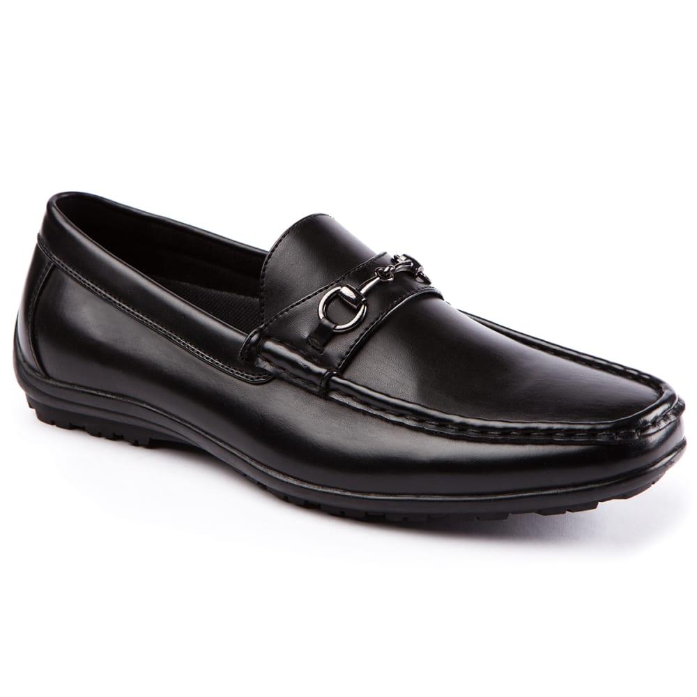 Deer Stags Men's Manual Loafer - Black, 13
