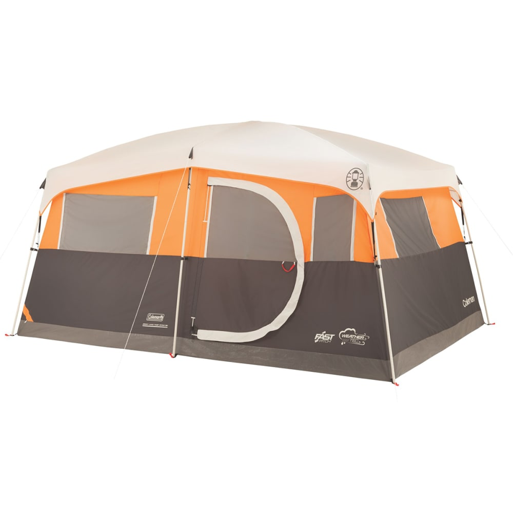 COLEMAN Jenny Lake Fast Pitch 8-Person Cabin With Closet NO SIZE