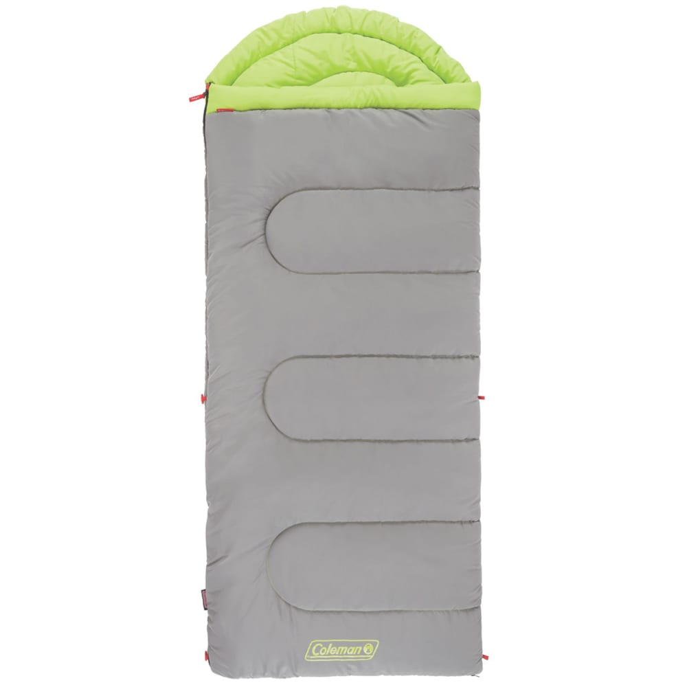 COLEMAN Dexter Point 40 Sleeping Bag, Regular - GREY