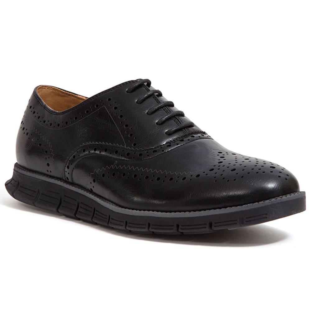 Deer Stags Men's Benton Dress Shoe - Black, 8