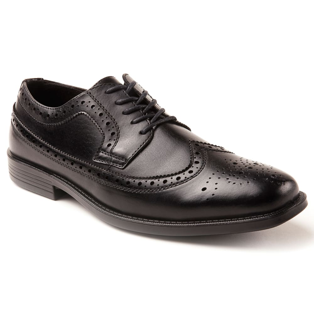 Deer Stags Men's Taylor Shoe - Black, 8