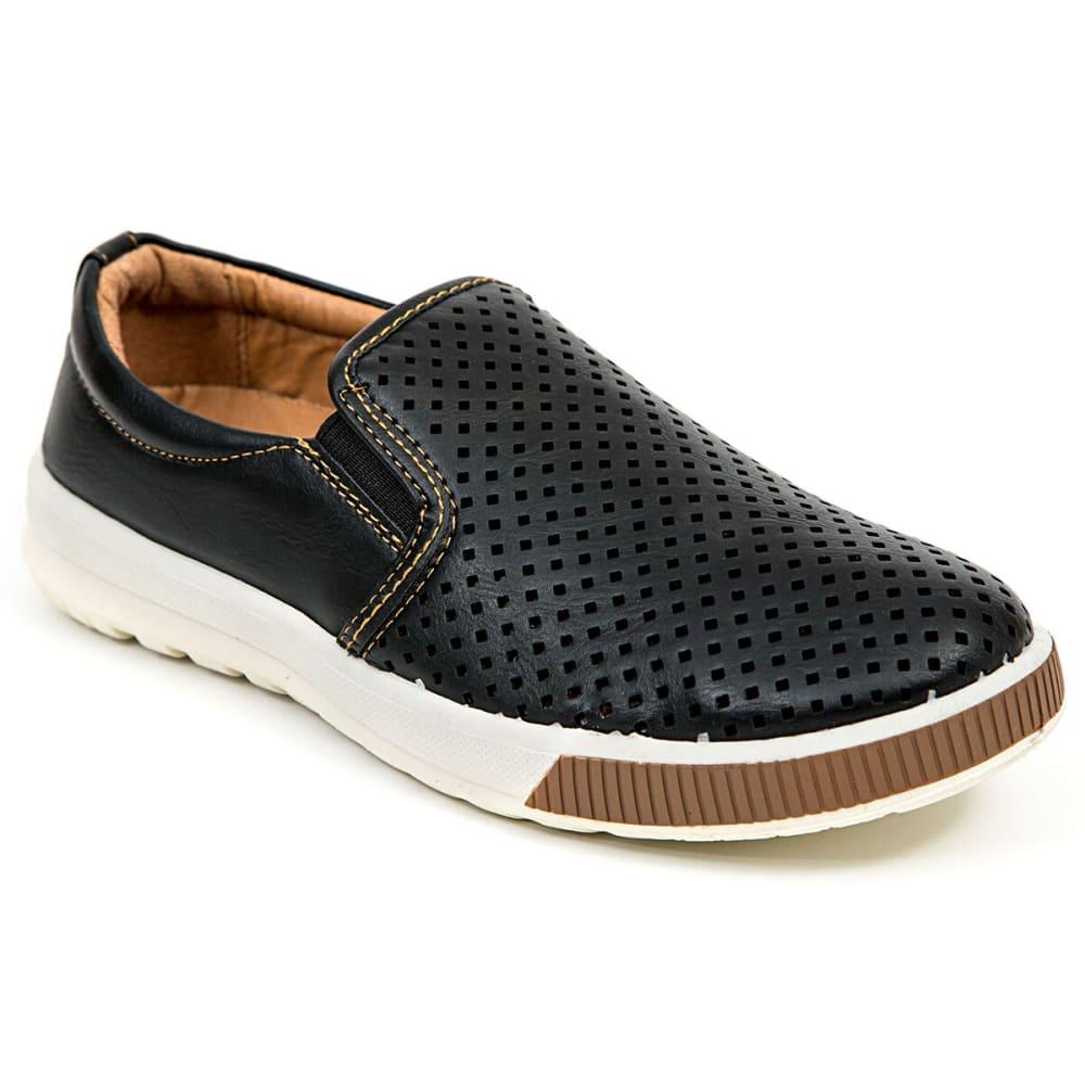 Deer Stags Boys' Jace Shoe - Black, 1