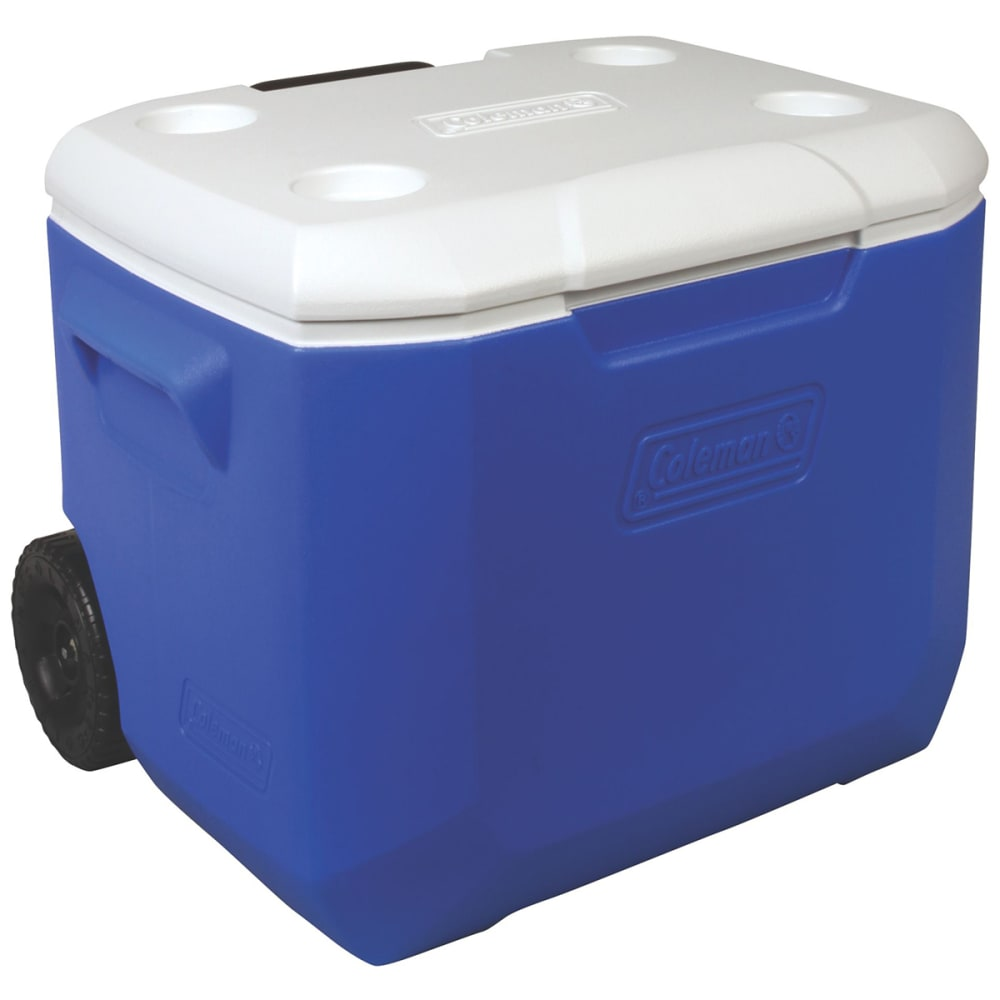 COLEMAN 60-Quart Performance Wheeled Cooler NO SIZE