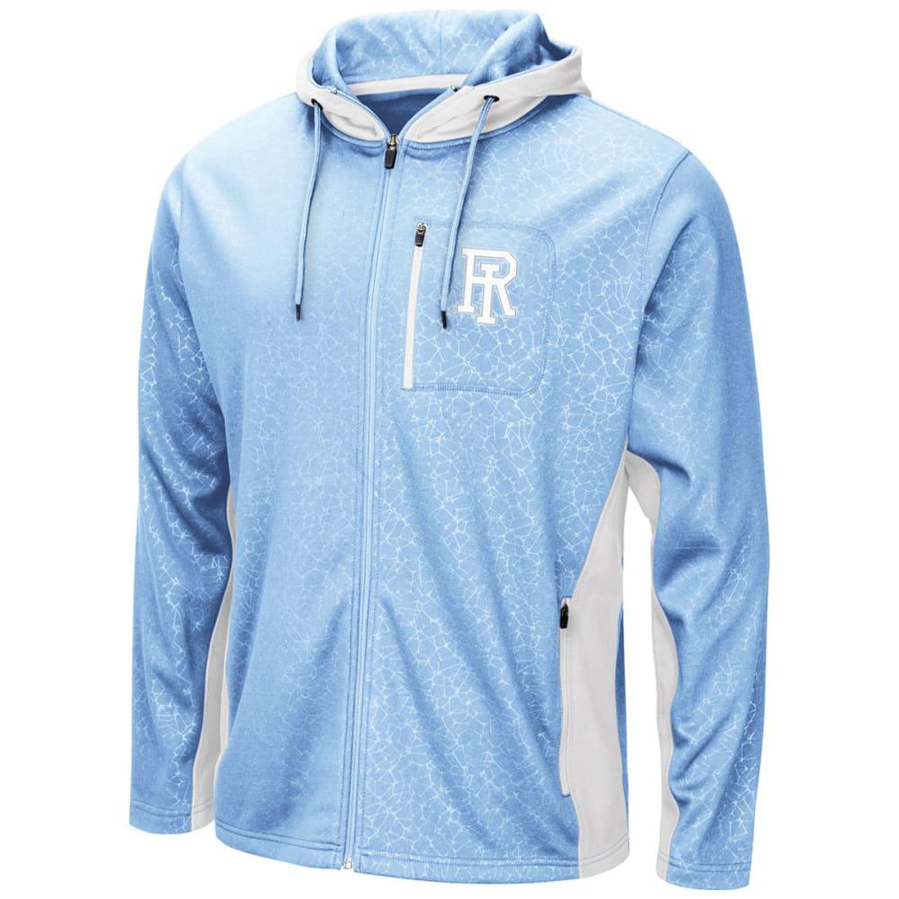 URI Men's Luge Fleece Full-Zip Hoodie - LIGHT BLUE