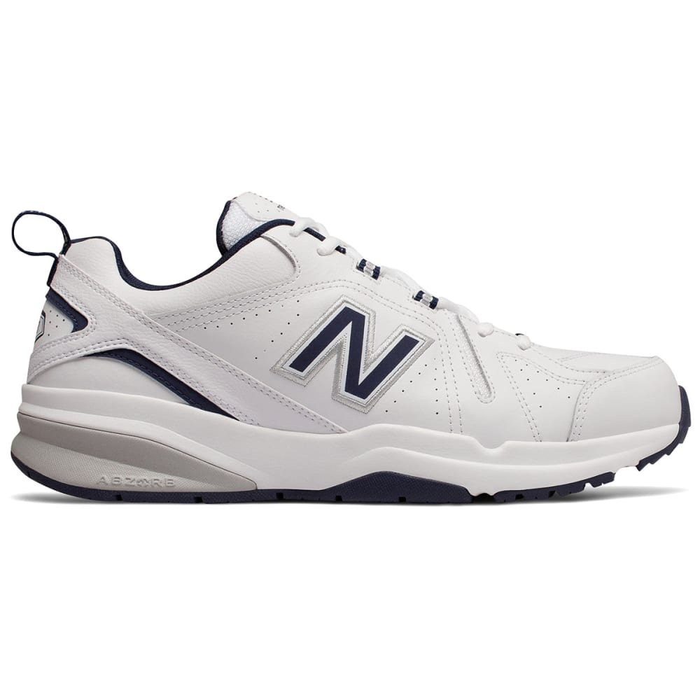 NEW BALANCE Men's 608v5 Training Shoes, Medium - WHITEWN5
