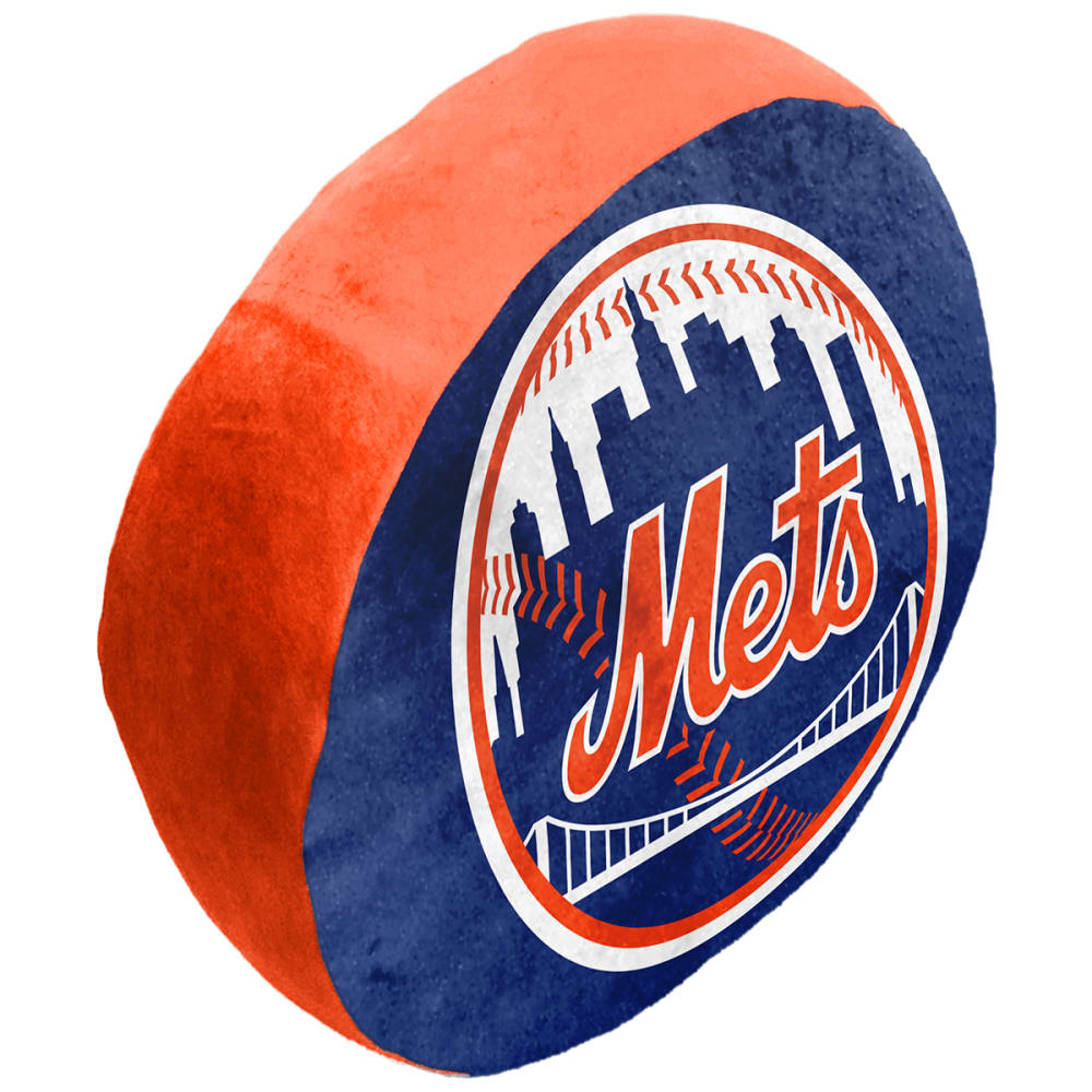 NEW YORK METS 15 in. Cloud Pillow - ROYAL BLUE