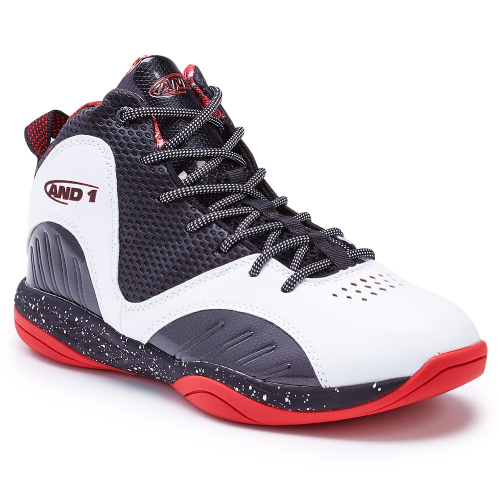 AND 1 Boys' Size 'M Up Basketball Shoes 1