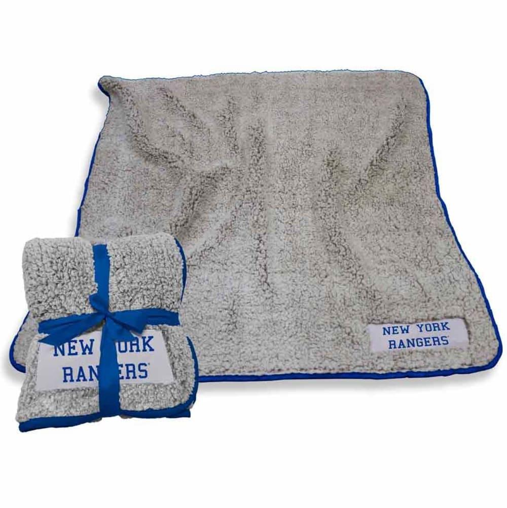 NEW YORK RANGERS Frosty Fleece Blanket - RANGERS