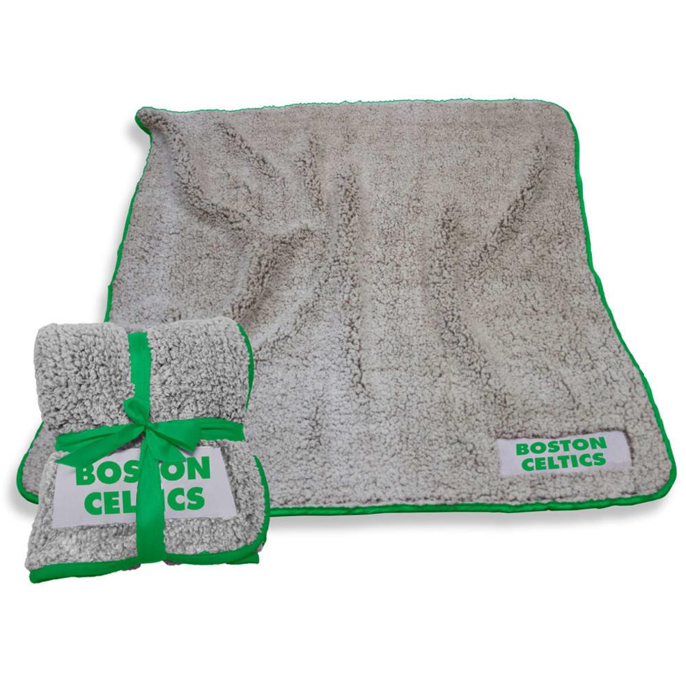 BOSTON CELTICS Frosty Fleece Throw Blanket - CELTICS