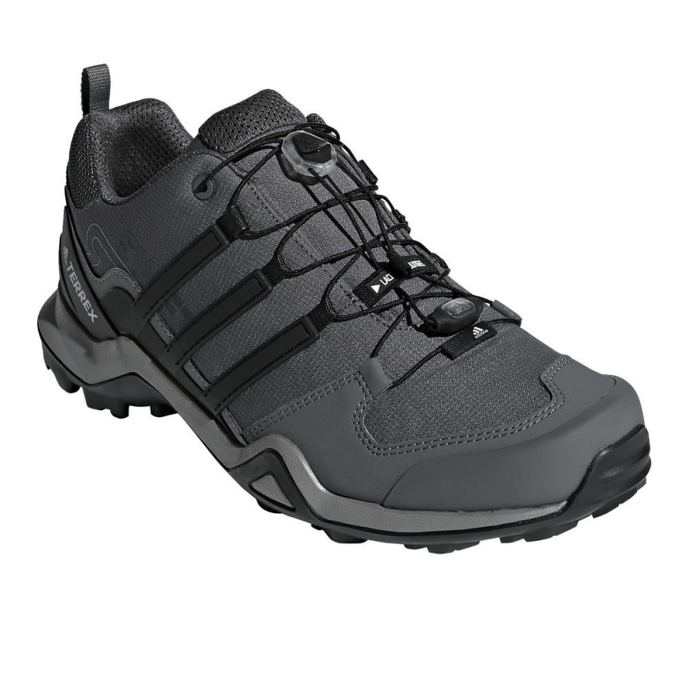 ADIDAS Men's Terrex Swift R2 Hiking Shoes - GREY THREE/BLACK/GR