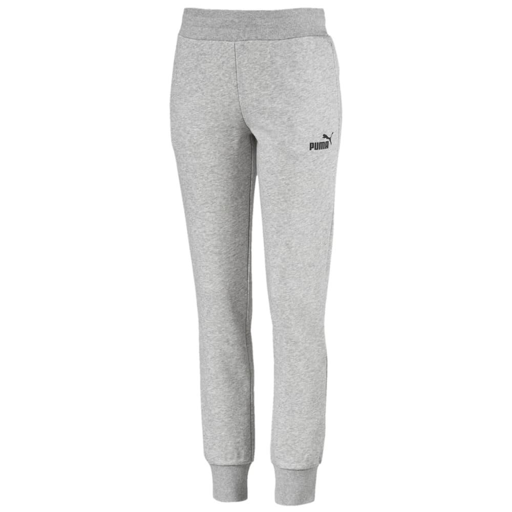 PUMA Women's Essential Fleece Sweatpants S