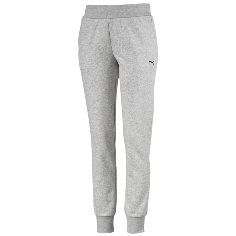 PUMA Women's Essential Fleece Sweatpants XL