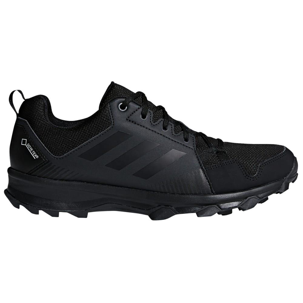 ADIDAS Men's Terrex Tracerocker Gtx Trail Running Shoes - BLACK/BLACK/CARBON