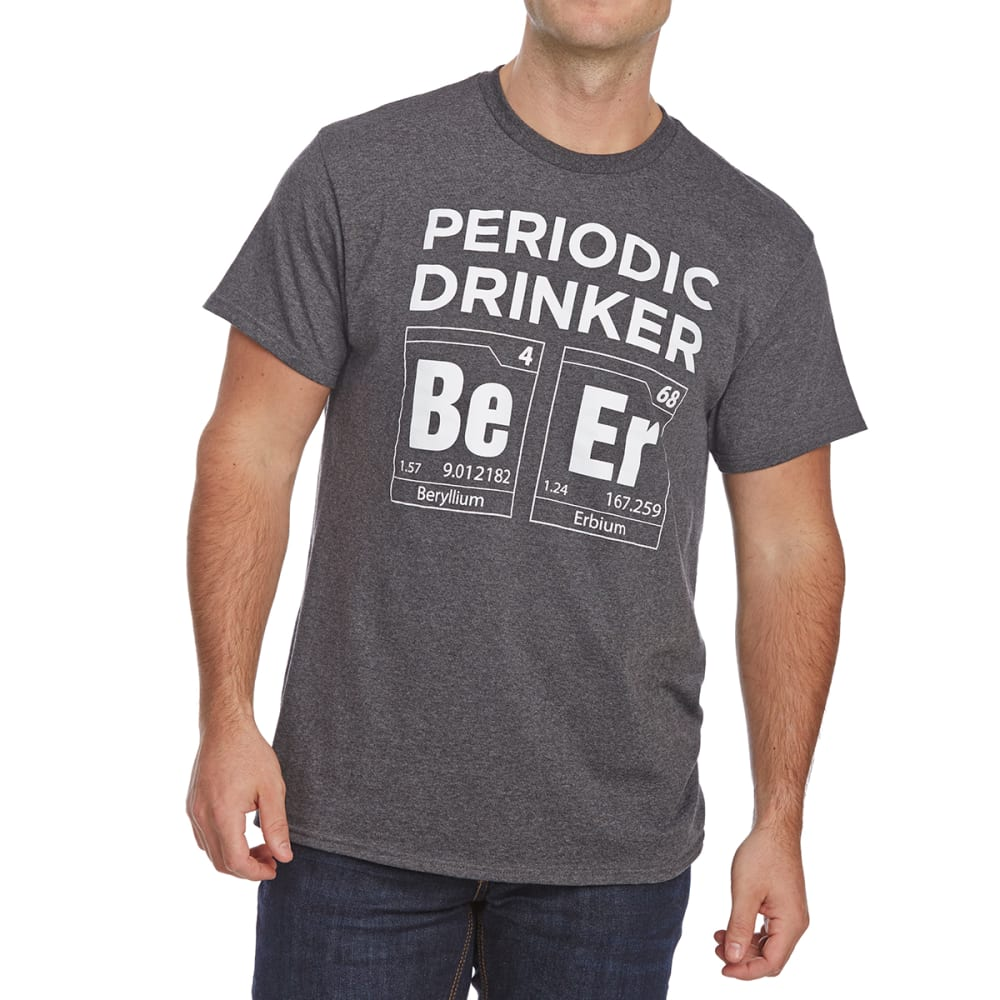 0086f3d0d6 FIFTH SUN Guys' Periodic Drinker Short-Sleeve Graphic Tee