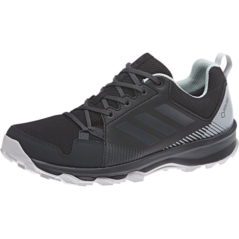 ADIDAS Women's Terrex Tracerocker GTX W Trail Running Shoes - BLACK