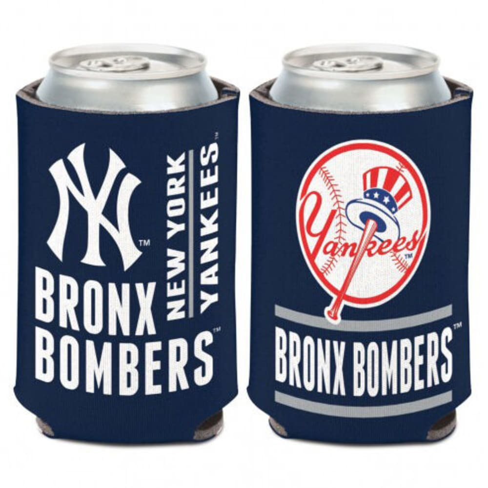 NEW YORK YANKEES 12 oz. Patriotic Can Cooler - NAVY