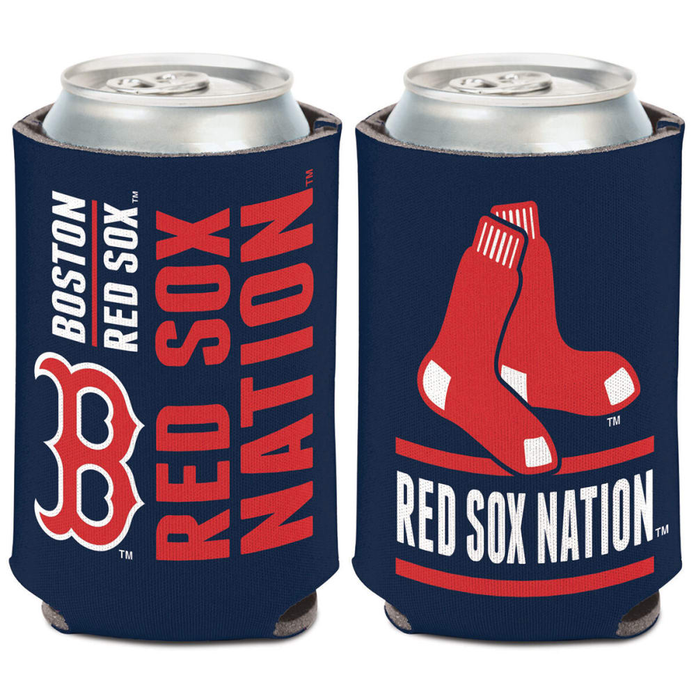 BOSTON RED SOX 12 oz. Patriotic Can Cooler - NAVY