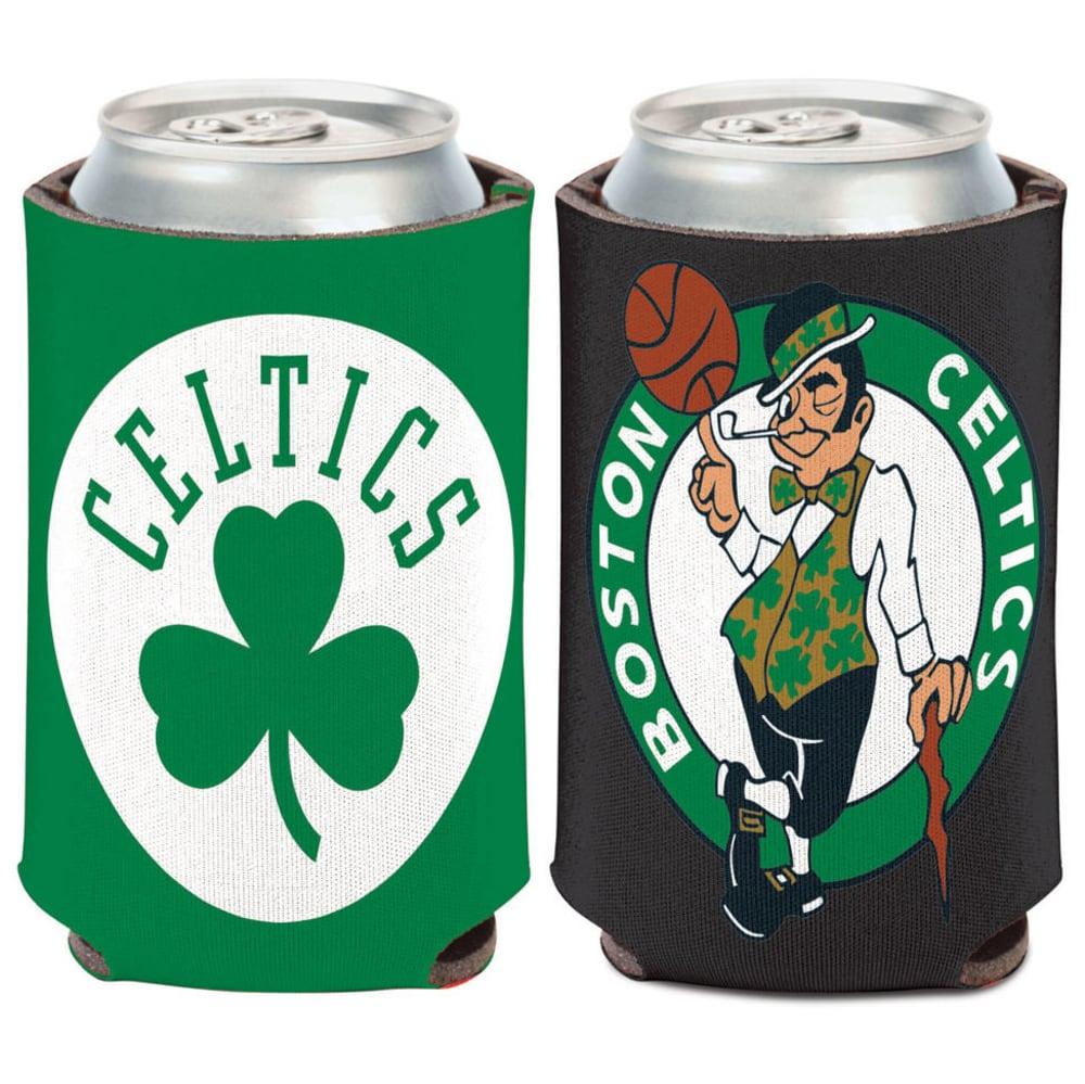 BOSTON CELTICS 12 oz. Logo Can Cooler - GREEN