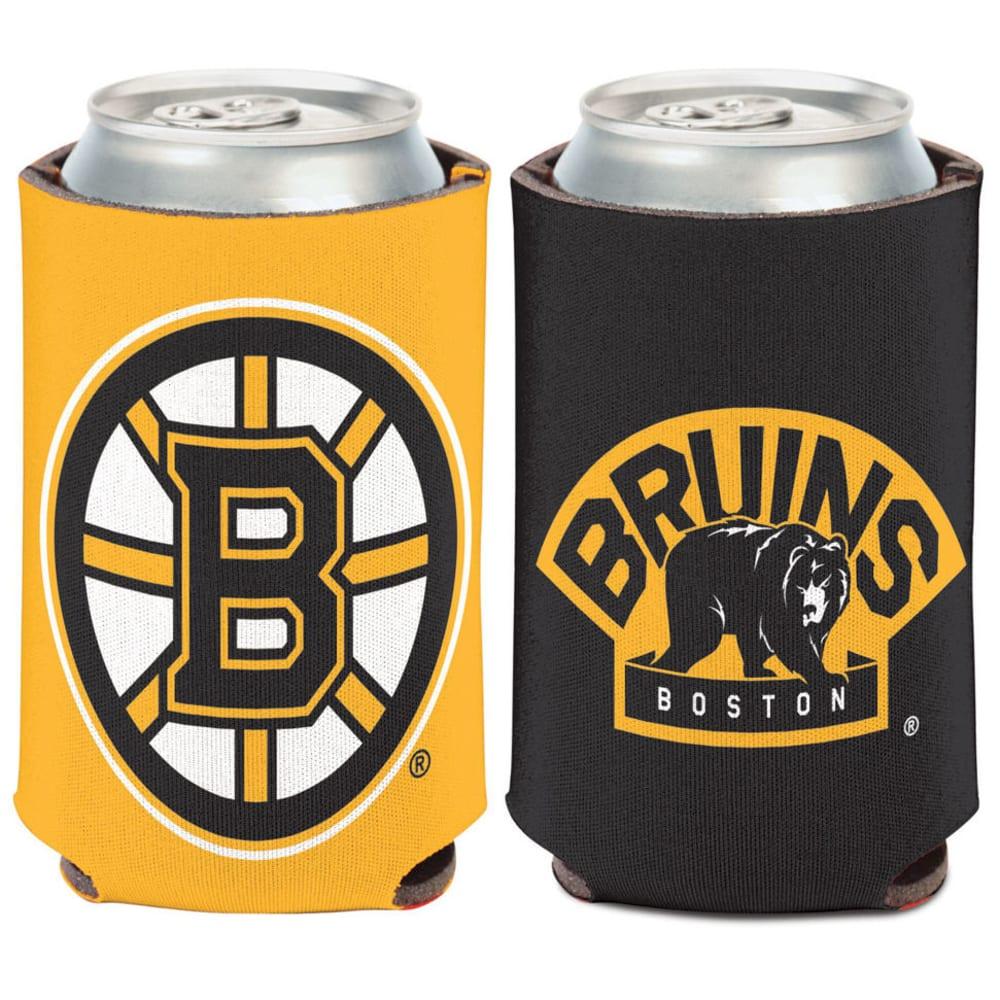BOSTON BRUINS 12 oz. Logo Can Cooler - BLACK