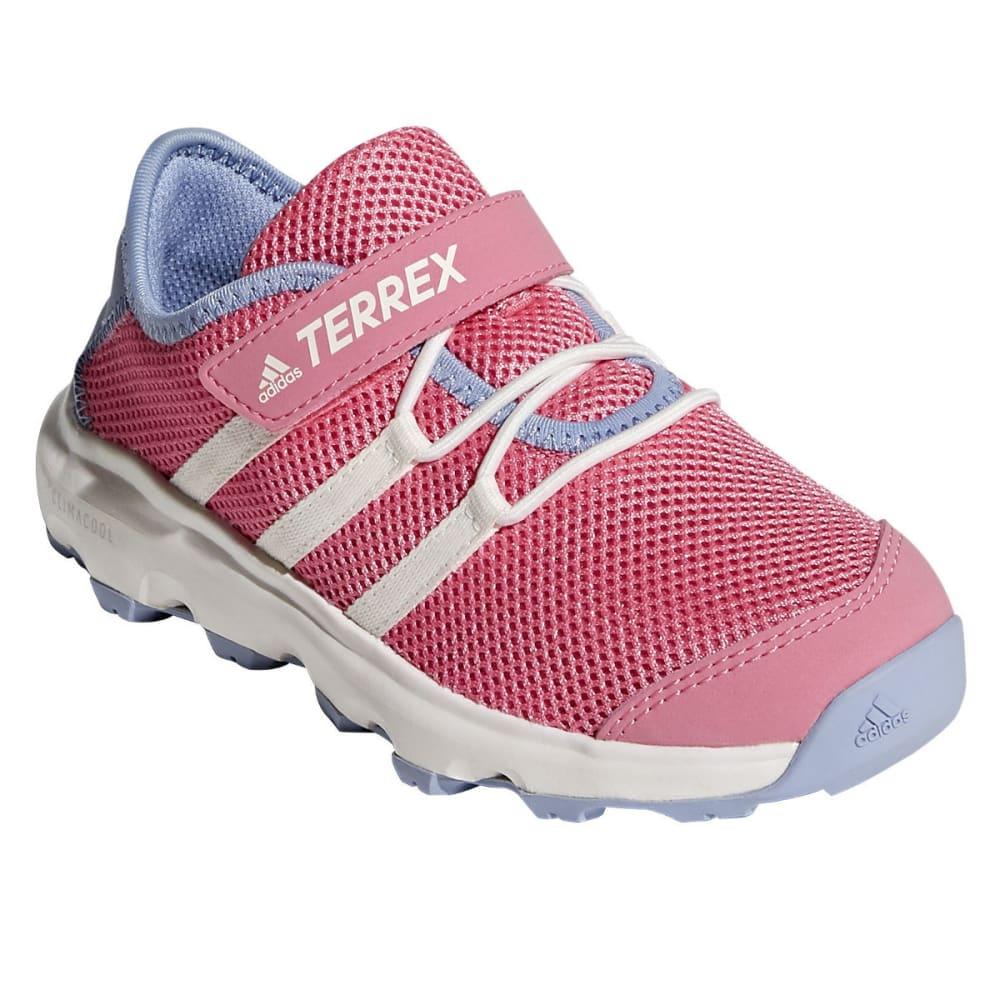 ADIDAS Kid's Terrex CC Voyager CF K Water Sports Shoes - PINK/WHITE/PURPLE
