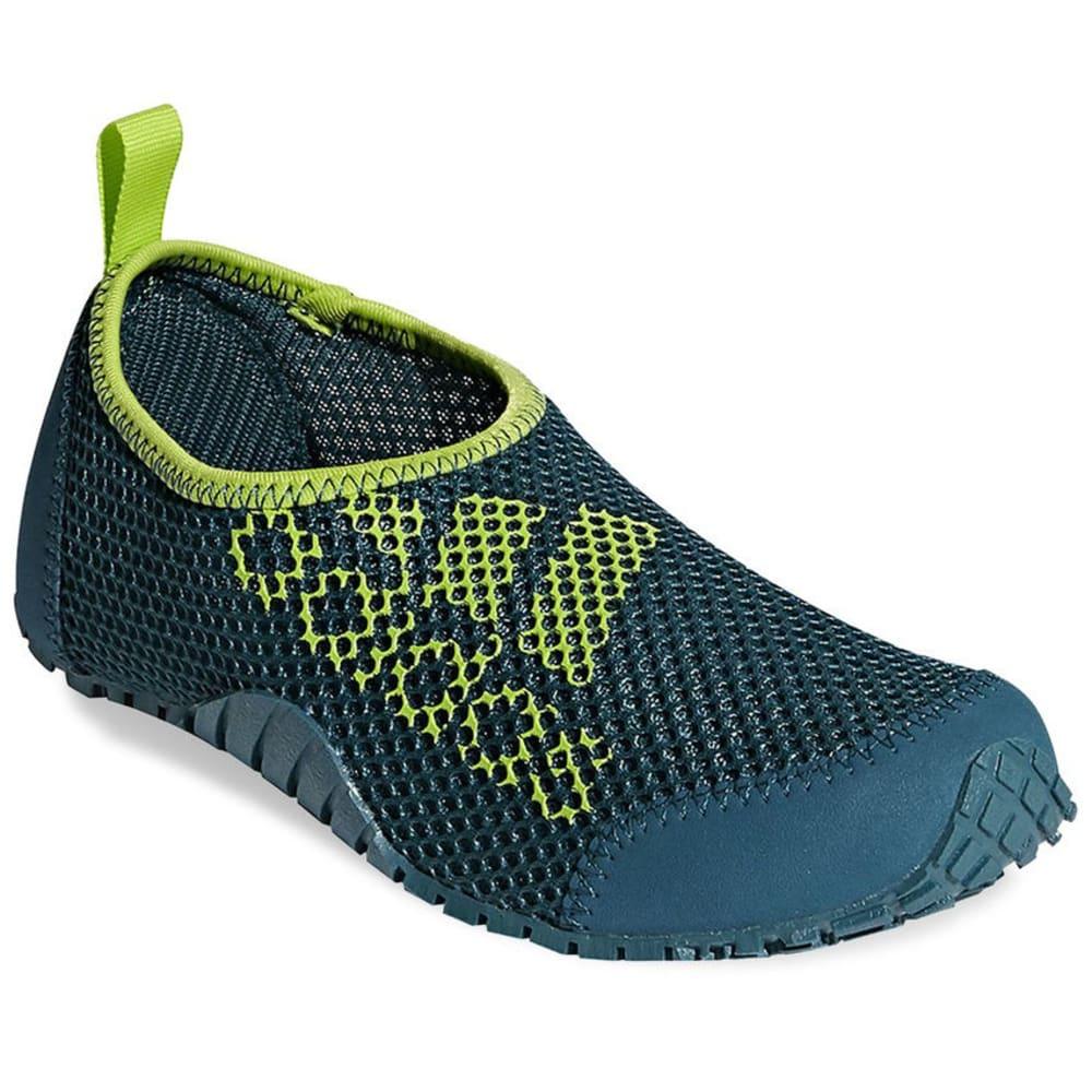ADIDAS Kids' Kurobe Water Shoes - TEAL/NIGHT/SLIME