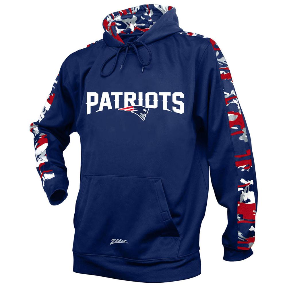 New England Patriots 2020 Camo Large Print Hoodie New Era