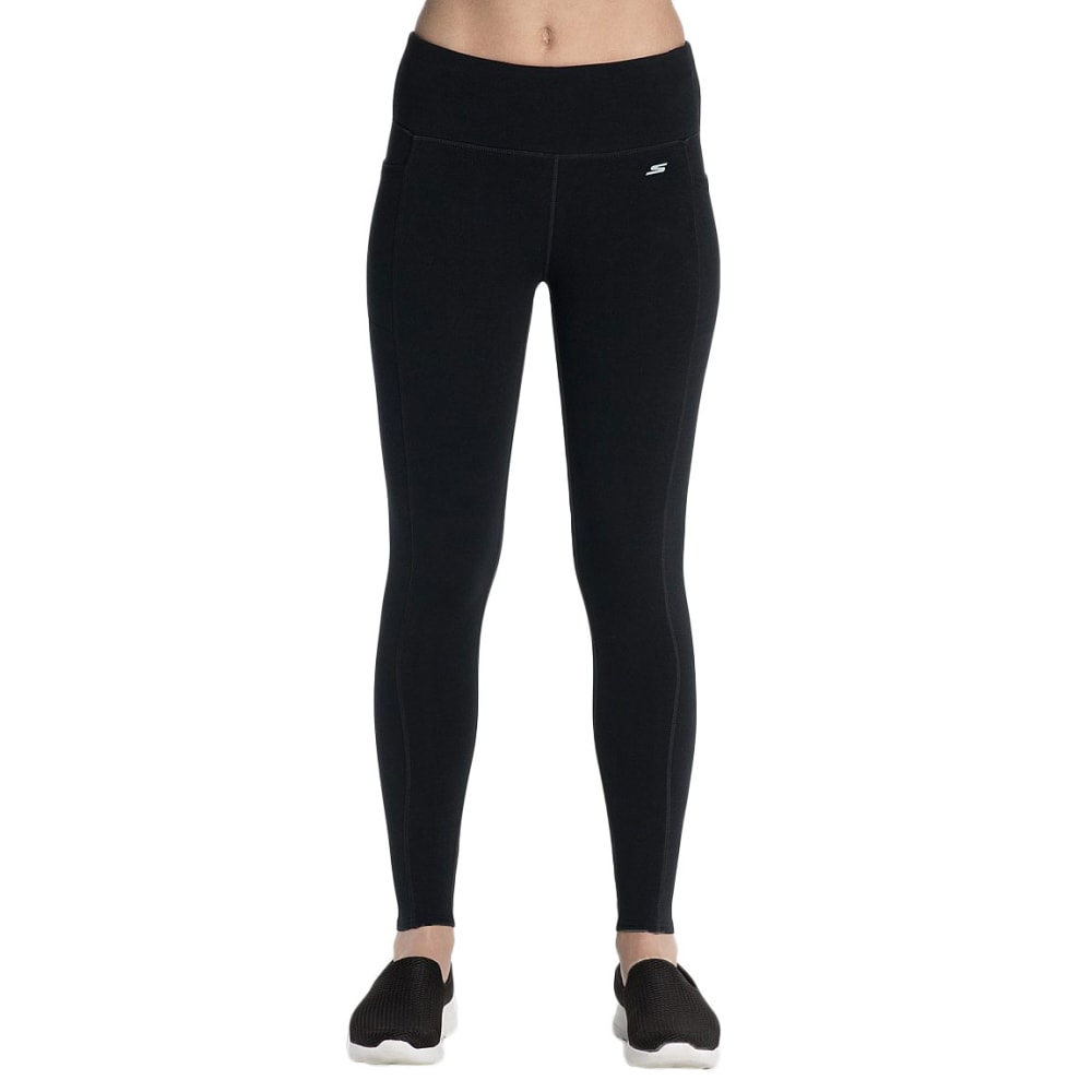SKECHERS Women's GO FLEX High-Waist Leggings - BLACK-BLK