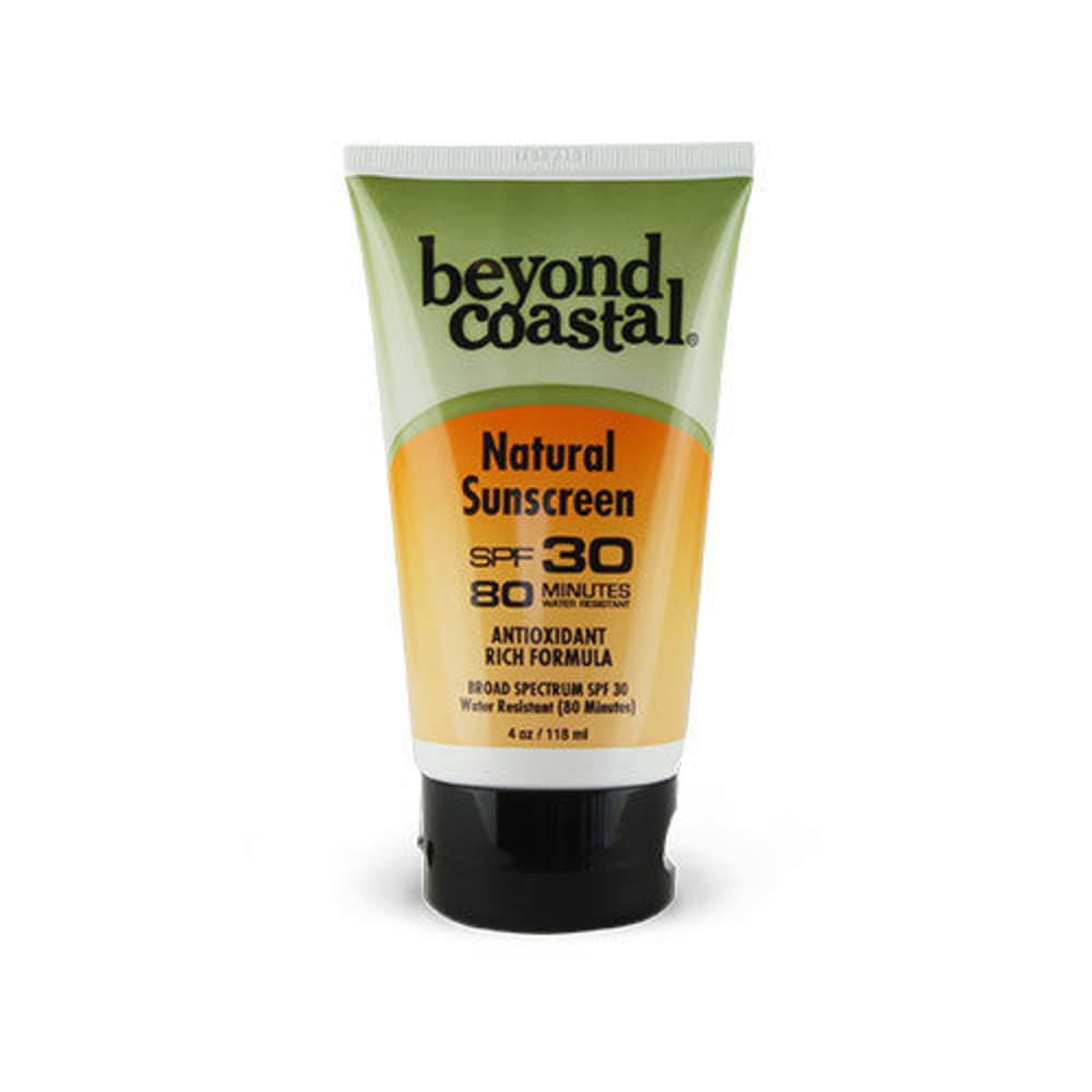 BEYOND COASTAL 4.0 oz. SPF 30 Natural Sunscreen NO SIZE