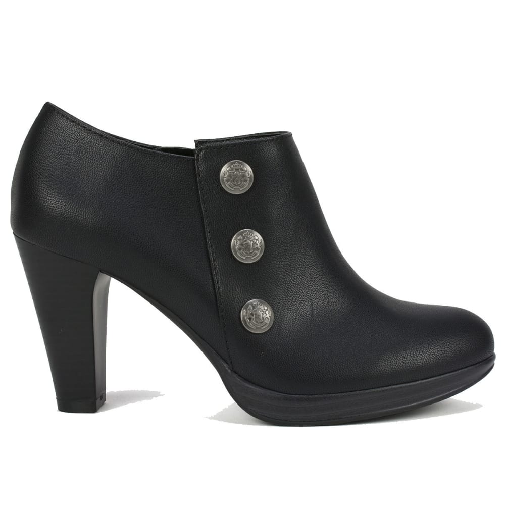 RIALTO Women's Penston Button Shooties - BLACK-005