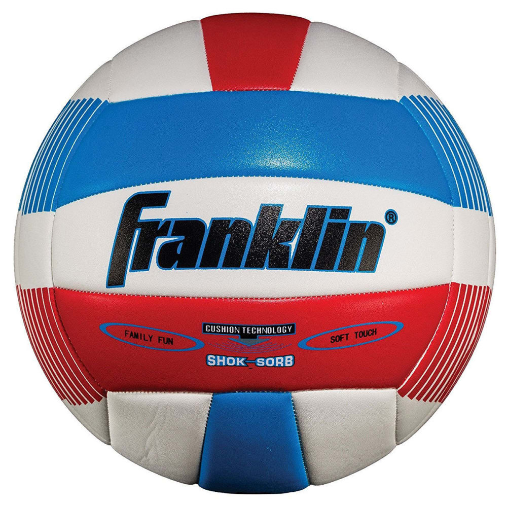 FRANKLIN SPORTS Super Soft Spike Volleyball - NO COLOR