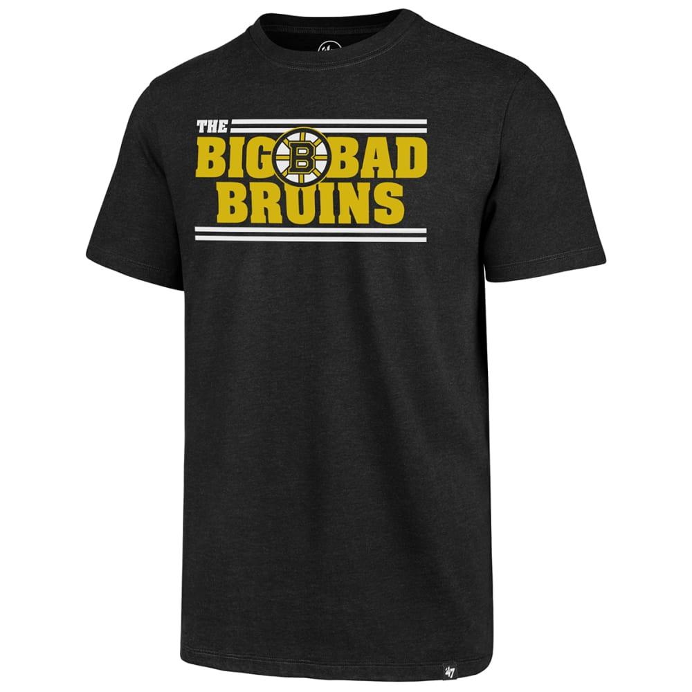 Boston Bruins Men's Regional '47 Club Big Bad Short-Sleeve Tee - Black, M