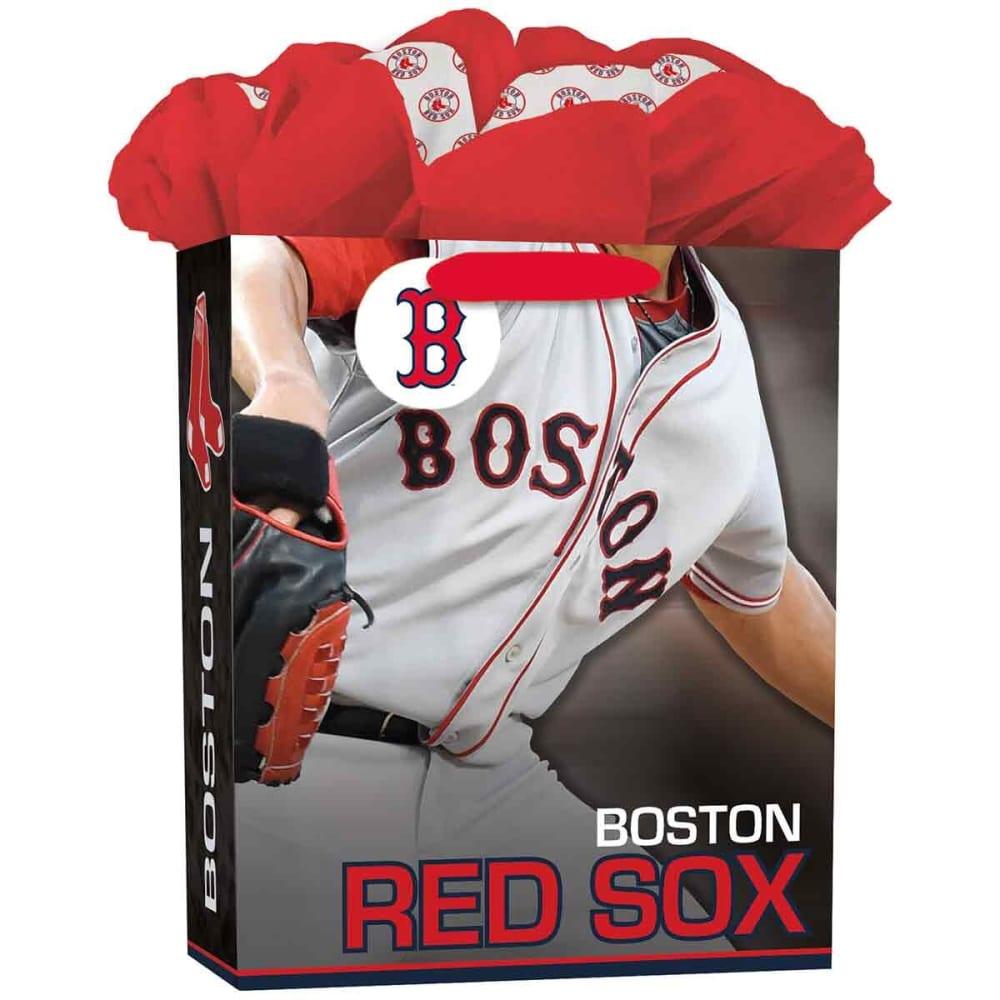 BOSTON RED SOX GoGo Gift Bag, Large - NO COLOR