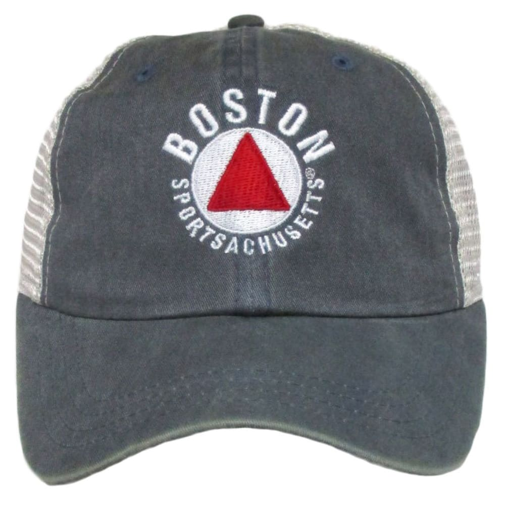 LIFE IS SPORTS Men's Boston Sportsachusetts Cap - NAVY