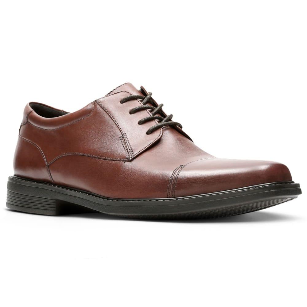 BOSTONIAN Men's Wenham Cap Toe Shoes - BROWN-26130511