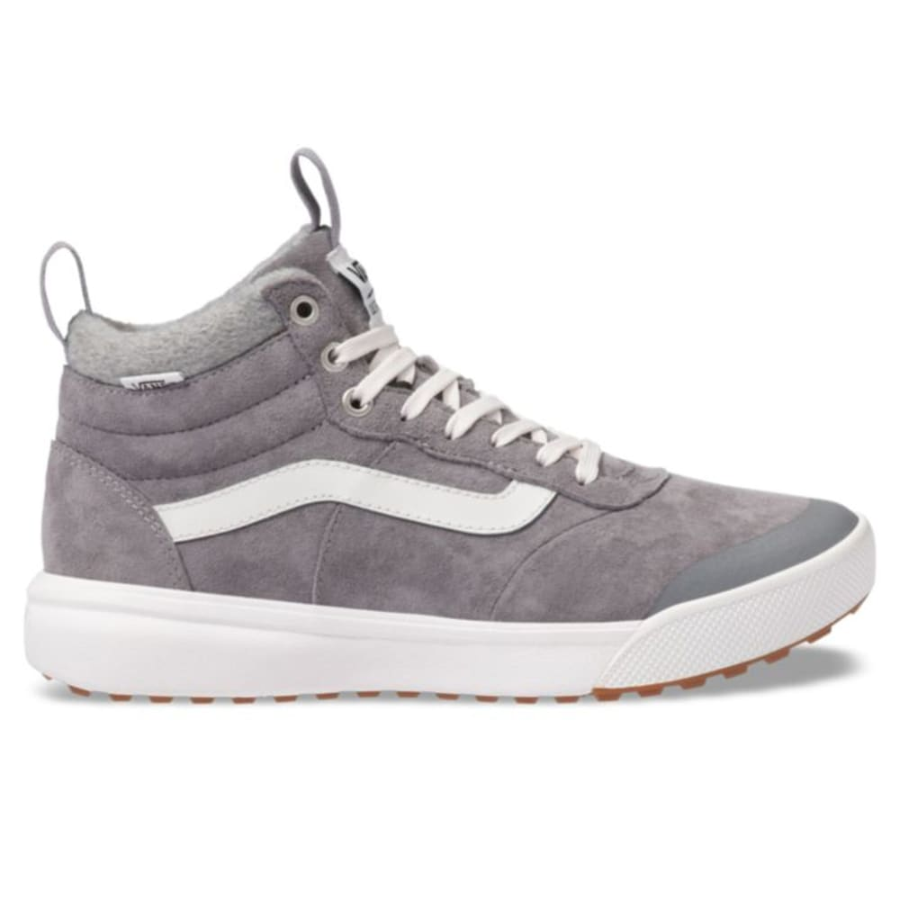 VANS Unisex UltraRange Hi MTE Wool Skate Shoes - FROST GRAY
