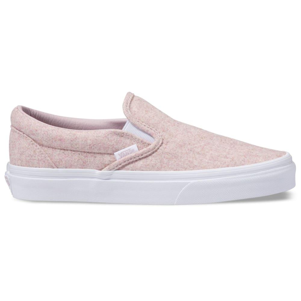 VANS Unisex Classic Flannel Slip-On Sneakers M 8.5 / W 10