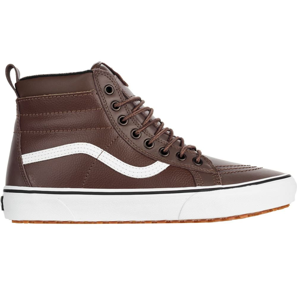 VANS Men's Sk8-Hi MTE Leather Skate Shoes M 9 / W 10.5