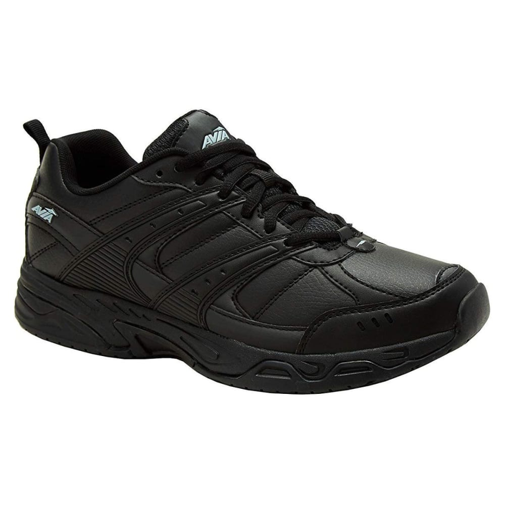 AVIA Men's Avi-Union II Service Shoes - BLACK-BSV