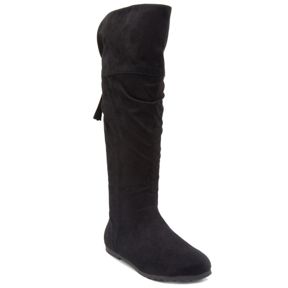 RAMPAGE Women's Bora Over-the-Knee Boots - BLACK