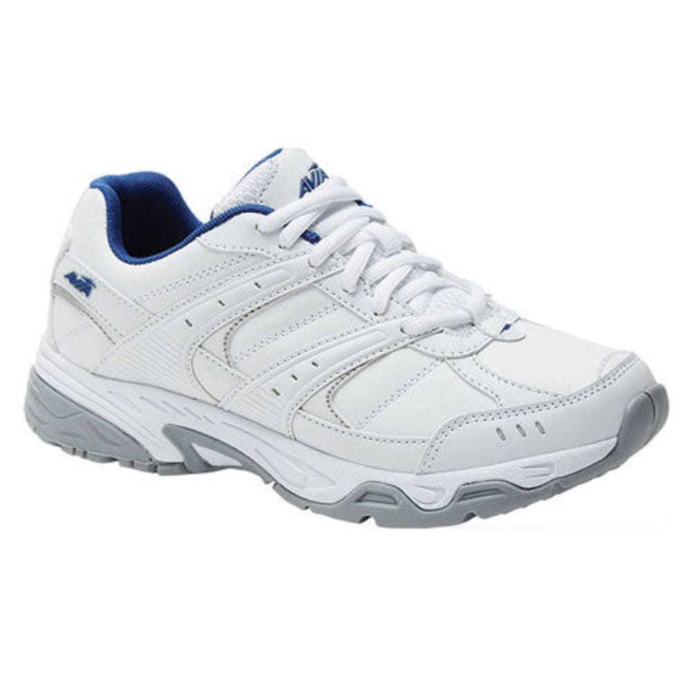 AVIA Women's Avi-Verge Cross-Training Shoes, Wide - WHITE