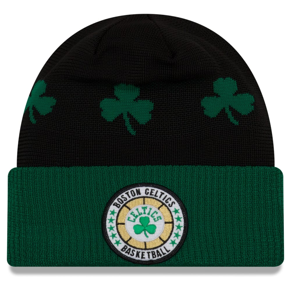 BOSTON CELTICS NBA 2018 Tip-Off Series Knit Beanie - GREEN