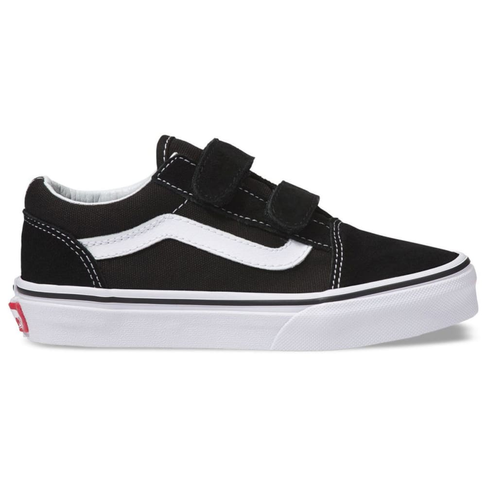 Vans Toddler Boys' Old Skool V Sneakers - Black, 7